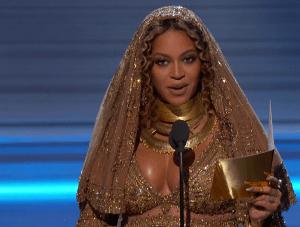 Beyonce Grammys Pregnant