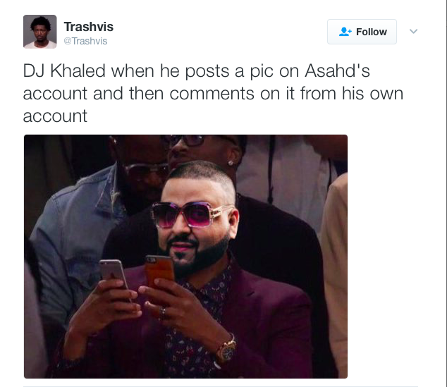 Dj Khaled's Son