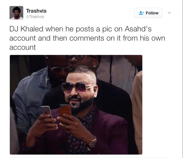 Dj Khaled's Son