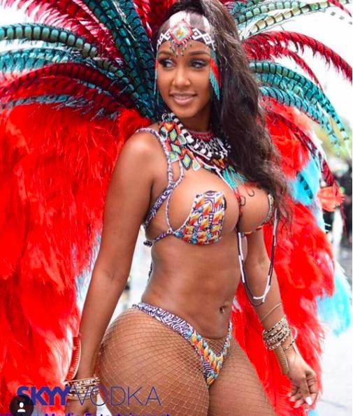 Bernice Burgos Carnival