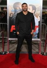 "Shawne Merriman Premiere Of Warner Bros. Pictures' ""Fist Fight"" Westwood, California, 14 Feb 2017 WENN"