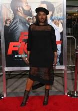 "Ta'Rhonda Jones Premiere Of Warner Bros. Pictures' ""Fist Fight"" Westwood, California, 14 Feb 2017 WENN"