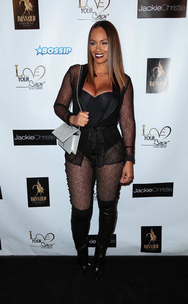 Evelyn Lozada  Premiere of 'Basketball Wives LA' Season 6 at Culver Hotel WENN