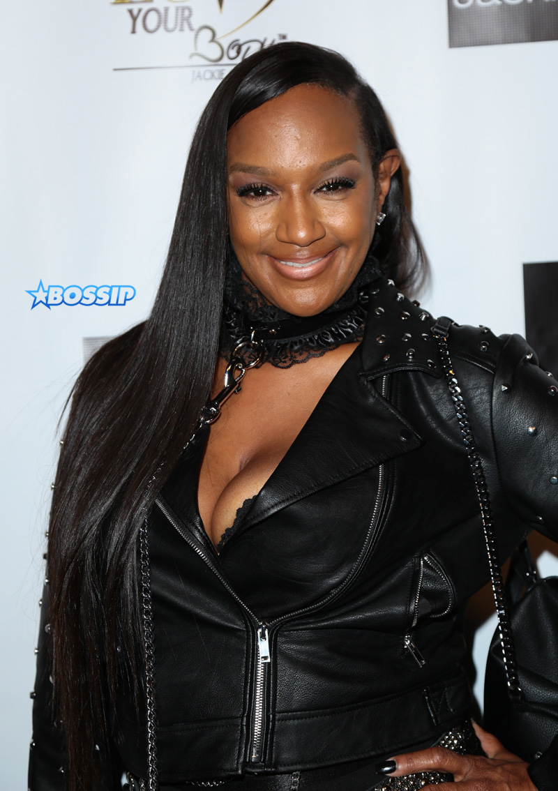 Jackie Christie Premiere of 'Basketball Wives LA' Season 6 at Culver Hotel WENN