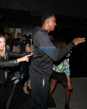 Scottie Pippen Bootsy Bellows SplashNews