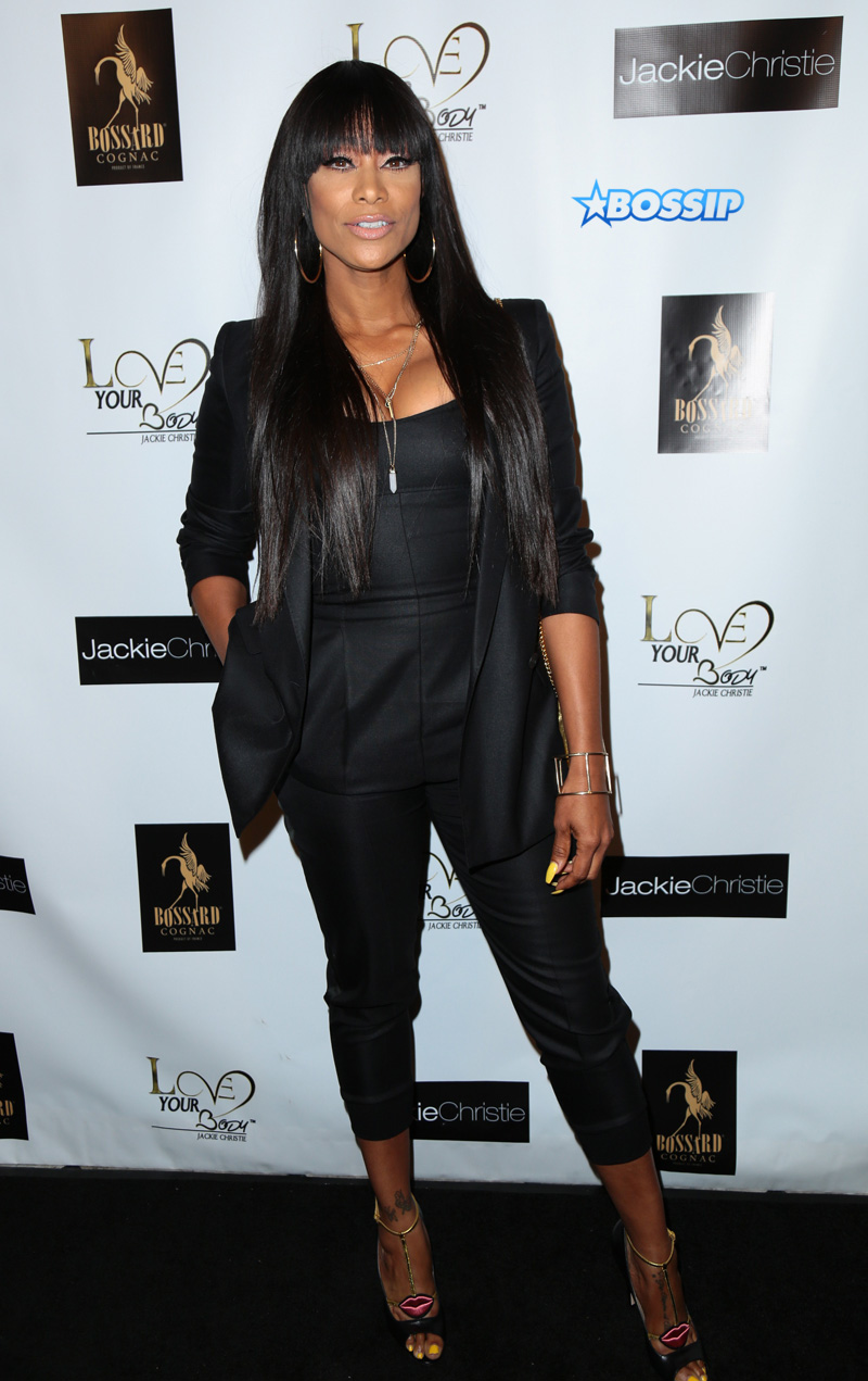 Tami Roman Premiere of 'Basketball Wives LA' Season 6 at Culver Hotel WENN