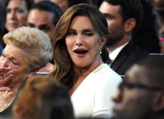 Caitlyn Jenner attends The 2015 ESPYS at Microsoft Theater on July 15, 2015 in Los Angeles, California.