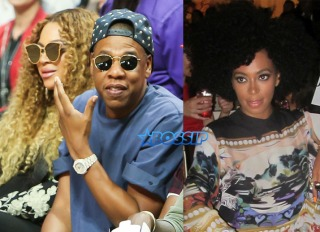 Beyoncé Jay Z Solange Knowles SplashNews