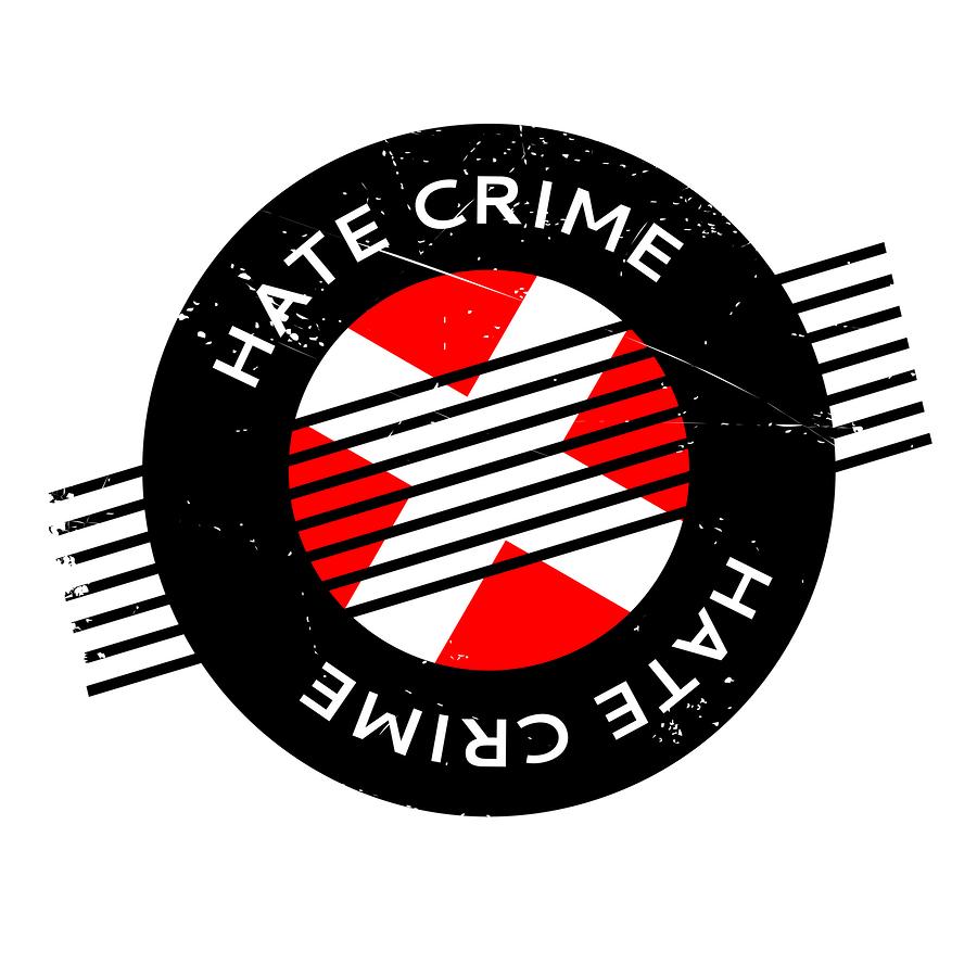 Hate Crime Bigstock