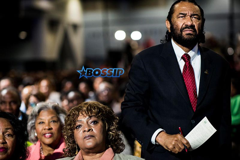 Congressman Al Green (Photo by Melina Mara/The Washington Post via Getty Images)