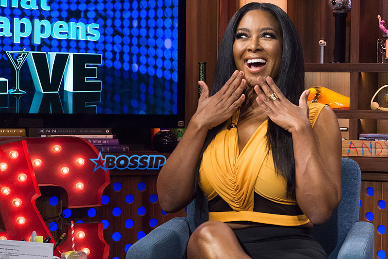 WATCH WHAT HAPPENS LIVE -- Pictured: Kenya Moore --