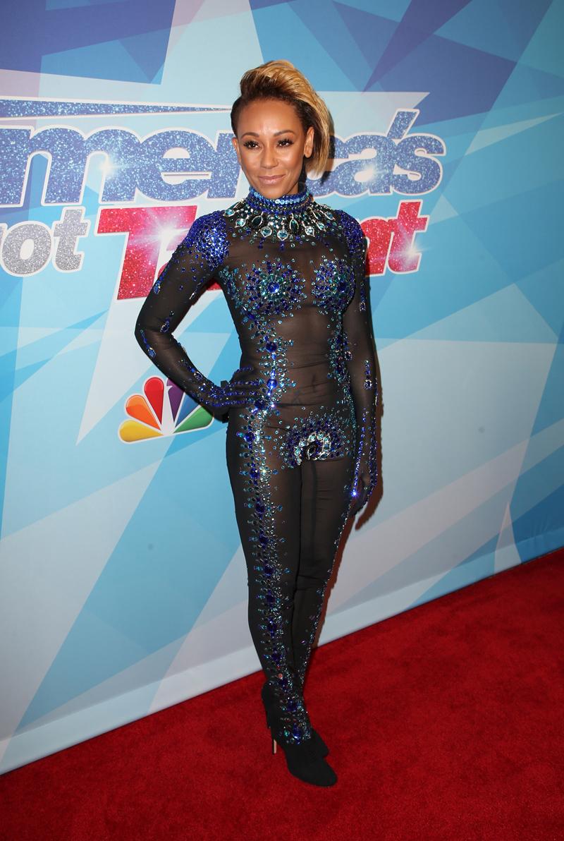 Premiere of NBC's 'America's Got Talent' Season 12  Mel B
