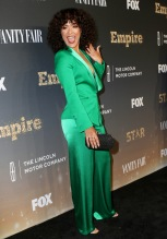 The cast of EMPIRE & STAR Celebrate FOX's New Wednesday Night in NYC.