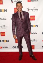Cruz Wilson Celebrities attend GLSEN Respect Awards at Beverly Wilshire Hotel