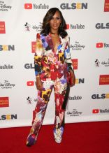 Kerry Washington Celebrities attend GLSEN Respect Awards at Beverly Wilshire Hotel