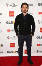 Milo Ventimiglia Celebrities attend GLSEN Respect Awards at Beverly Wilshire Hotel