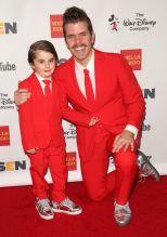 Perez Hilton, Mario Lavandeira III Celebrities attend GLSEN Respect Awards at Beverly Wilshire Hotel