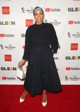 Rosario Dawson Celebrities attend GLSEN Respect Awards at Beverly Wilshire Hotel