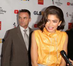 Zendaya Coleman Celebrities attend GLSEN Respect Awards at Beverly Wilshire Hotel