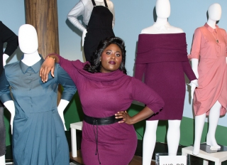 Danielle Brooks Tria Collection Launch Party in NYC 107 Grand Street, NY