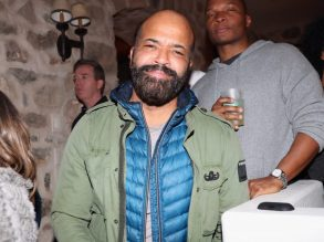 PARK CITY, UT - JANUARY 20: Actor Jeffrey Wright attends as The House of Remy Martin celebrates the APEX Social Club at the WanderLuxxe House with Common and Friends on January 20, 2018 in Park City, Utah.