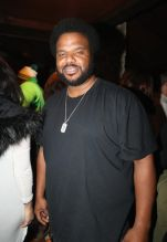 PARK CITY, UT - JANUARY 20: Craig Robinson attends as The House of Remy Martin celebrates the APEX Social Club at the WanderLuxxe House with Common and Friends on January 20, 2018 in Park City, Utah.