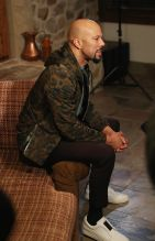 PARK CITY, UT - JANUARY 20: Common attends as The House of Remy Martin celebrates the APEX Social Club at the WanderLuxxe House with Common and Friends on January 20, 2018 in Park City, Utah.