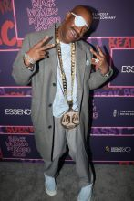 NEW YORK, NY - JANUARY 25: Rapper Slick Rick attends the Essence 9th annual Black Women in Music at Highline Ballroom on January 25, 2018 in New York City.