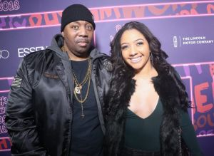 NEW YORK, NY - JANUARY 25: Erick Sermon (L) attends the Essence 9th annual Black Women in Music at Highline Ballroom on January 2