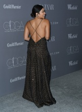Gina Rodriguez Several celebs attend the 20th Annual Costume Designers Guild Awards held at The Beverly Hilton Hotel in Los Angeles, USA.