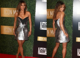 Halle Berry at the 6th Annual ICON MANN Pre-Oscar Dinner, Beverly Wilshire hotel