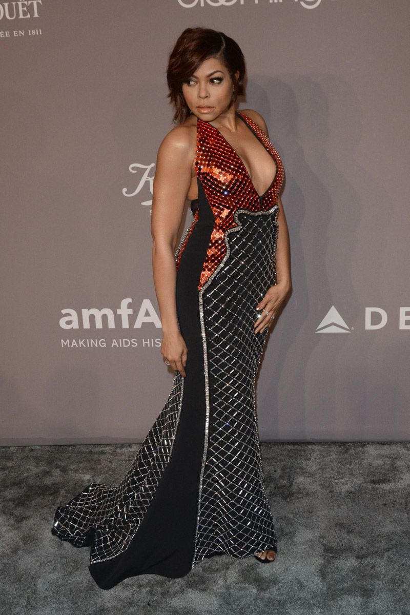 Arrivals at the 20th Annual amfAR Gala New York, the Foundation's benefit for AIDS, which took place at Cipriani Wall Street in New York, NY