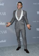 Wilson Cruz Gina Rodriguez Several celebs attend the 20th Annual Costume Designers Guild Awards held at The Beverly Hilton Hotel in Los Angeles, USA.
