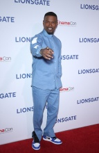 Jamie Foxx LAS VEGAS, NV, USA - APRIL 26: CinemaCon Big Screen Achievement Awards 2018 held at Omnia Nightclub at Caesars Palace during CinemaCon, the official convention of the National Association of Theatre Owners on April 26, 2018 in Las Vegas, Nevada, United States.