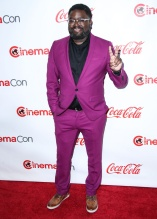 Lil Rel Howery LAS VEGAS, NV, USA - APRIL 26: CinemaCon Big Screen Achievement Awards 2018 held at Omnia Nightclub at Caesars Palace during CinemaCon, the official convention of the National Association of Theatre Owners on April 26, 2018 in Las Vegas, Nevada, United States.