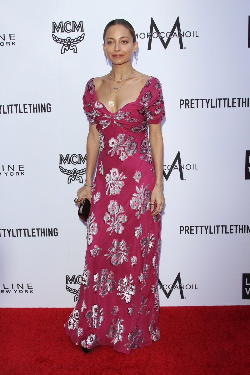 Nicole Richie APRIL 08: The Daily Front Row's 4th Annual Fashion Los Angeles Awards held at the Beverly Hills Hotel on April 8, 2018 in Beverly Hills, Los Angeles, California, United States