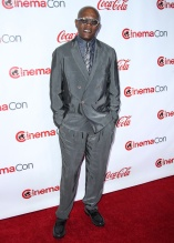 Samuel L Jackson LAS VEGAS, NV, USA - APRIL 26: CinemaCon Big Screen Achievement Awards 2018 held at Omnia Nightclub at Caesars Palace during CinemaCon, the official convention of the National Association of Theatre Owners on April 26, 2018 in Las Vegas, Nevada, United States.