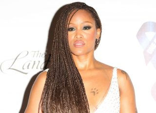 American rapper Eve attends the annual One For The Boys Charity Ball at the Landmark Hotel in London. She attended the event with her husband Maximillion Cooper who she married in 2014 in Ibiza.