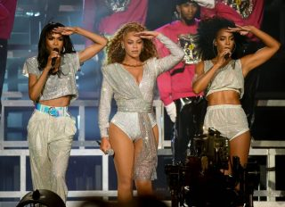 Destiny's Child Coachella