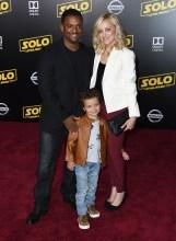 "Alfonso Ribeiro family A Star Wars Story"" Los Angeles Premiere"