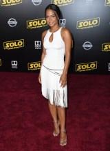 "Christina Milian A Star Wars Story"" Los Angeles Premiere"
