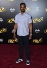 "Isaiah Mustafa A Star Wars Story"" Los Angeles Premiere"