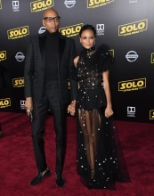 "RuPaul Thandie Newton A Star Wars Story"" Los Angeles Premiere"