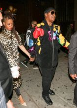 Stevie Wonder Tomeka Bracy Stevie Wonder is spotted arriving to The Peppermint Club in West Hollywood