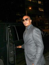 T.I. Stevie Wonder is spotted arriving to The Peppermint Club in West Hollywood