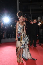 "Thandie Newton 71st Cannes Film Festival - Premiere of ""Solo: A Star Wars Story"". Stars walk the red carpet on May 15, 2018"