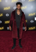 "Trevor Jackson A Star Wars Story"" Los Angeles Premiere"