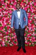 Brian Tyree Henry 2018 Tony Awards held at Radio City Music Hall - Arrivals.