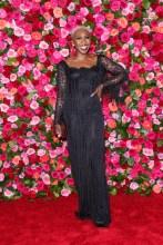 Cynthia Erivo 2018 Tony Awards held at Radio City Music Hall - Arrivals.