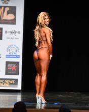 MEDFORD, NJ - JUNE 09: Teresa Giudice(C) competes in the Bikini Division of the NPC South Jersey Bodybuilding Championships on June 9, 2018 in Medford, New Jersey.